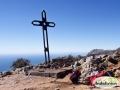 Gipfelkreuz Juanar
