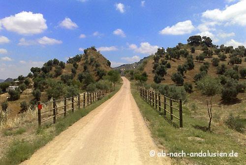 Radweg Via Verde