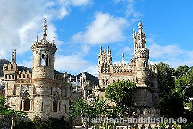 Monumento Castillo Colomares