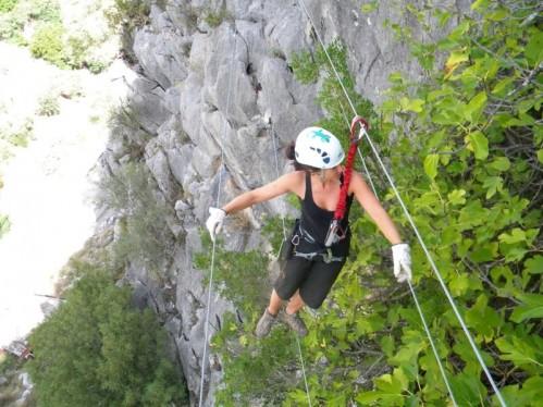 Klettersteig Caminito Del Rey : Klettersteige in andalusien
