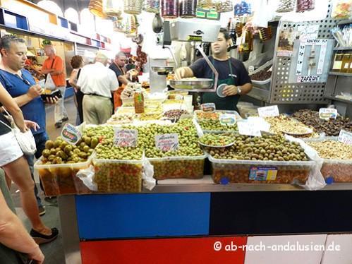 Mercado de Malaga