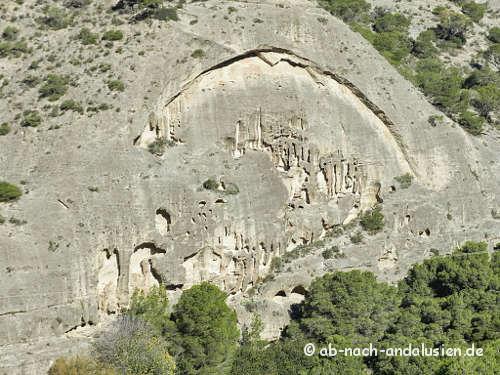 Wanderweg zum Caminito del Rey