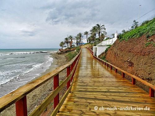 Küstenwanderung Marbella