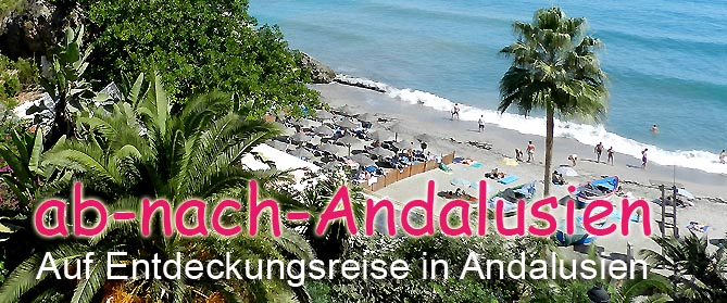 ab nach Andalusien