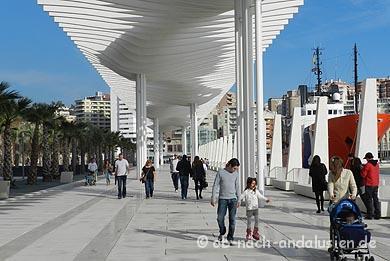Muelle Uno Malaga