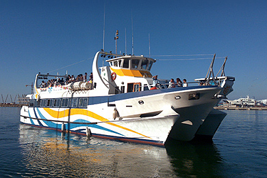 Hafenrundfahrt Malaga